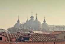 Cupole Di San Marco Venezia