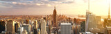 Fototapeta New York - New York City skyline