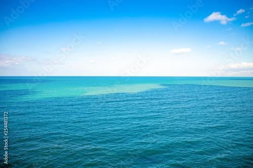 Photo Beautiful seaview from Alcamo Marina in Sicily, Italy