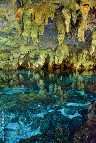 Fotografia  Dos Ojos cenote