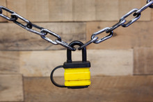 Security Series Chained Yellow...
