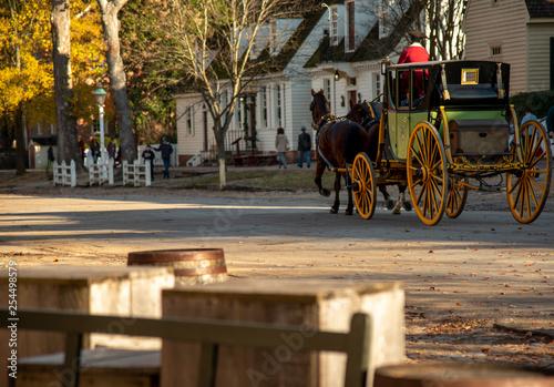 Fotografie, Obraz  Carreta 1 con caballo
