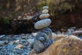 Fototapeta Kamienie - Oregon coast