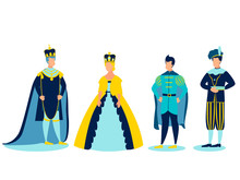 The Royal Family. In Minimalis...