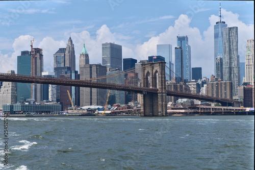 pont de brooklyn Tapéta, Fotótapéta
