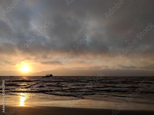 sunset praia do forte 6