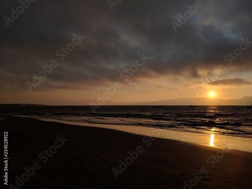 sunset praia do forte 5