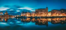 Helsinki, Finland. Panoramic V...