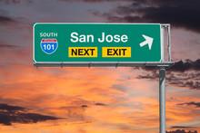 San Jose California Next Exit ...