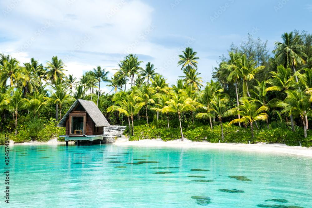 Fototapeta Bora Bora, French Polynesia (Tahiti)