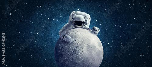 Tela Astronaut