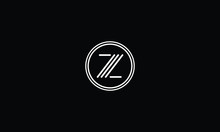 LETTER Z LOGO WITH CIRCLE FRAM...