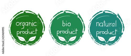 Fotografía Bio natur Produkt icon