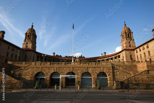 Valokuva  The Union Buildings Of South Africa Main Entrance