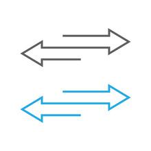 Reverse Icon. Flip Over Or Tur...
