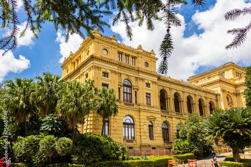 Fototapeta SÃO PAULO - PARQUE DA INDEPENDÊNCIA - MUSEU DO IPIRANGA
