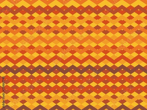 Fotografie, Obraz  Original Chevron Pattern