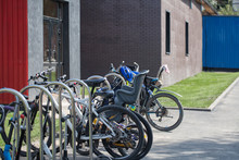 City Bike Parking