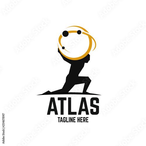 Photo  Modern Atlas logo