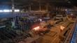 metal production plant