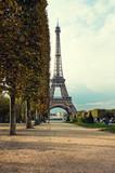 Fototapeta Fototapety Paryż - Eiffel Tower