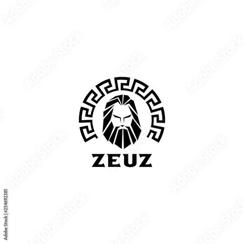 Платно zeus logo concept