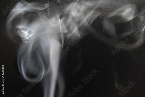 Canvas Print Smoke