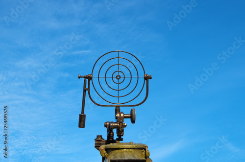 Photo Crosshair sight