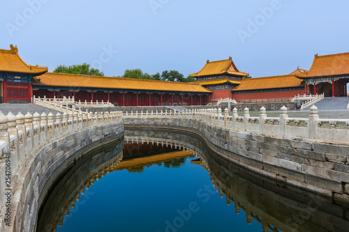 Fotografie, Obraz  Gugong Forbidden City Palace - Beijing China