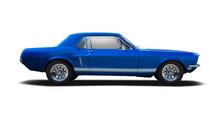 Classic American Sport Car