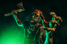 Zombie With Axe