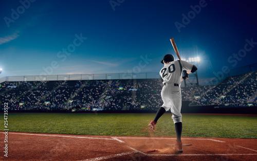Baseball Wallpaper Mural