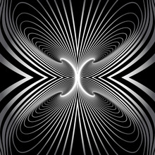 Abstract Pattern. 3D Illusion....