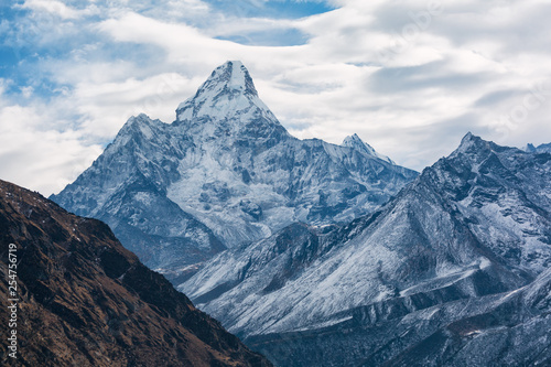 Photo  Everest trekking