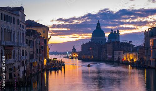 Puente de la Academia, Venecia.