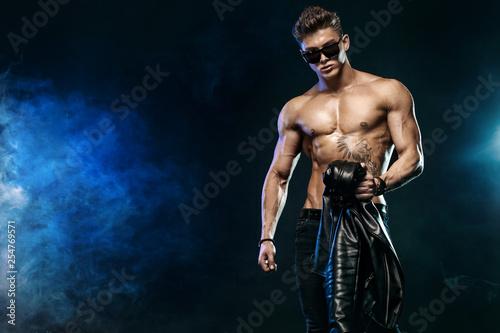 Fotomural Men fashion