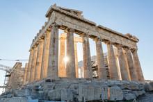 Greece, Athens, Acropolis, Par...