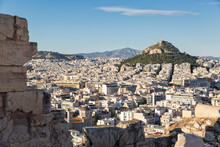 Greece, Athens, View From Acro...