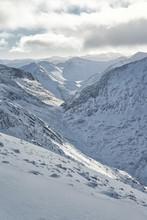 Ben Nevis Mountain Range, Scot...
