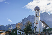 Germany, Bavaria, Garmisch-Par...