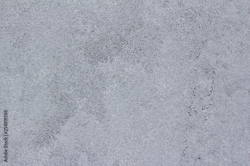 Fotografie, Obraz  Macro window ice designs abstract background from frosted window pane