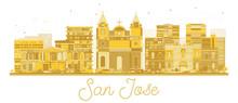 San Jose Costa Rica City Skyli...