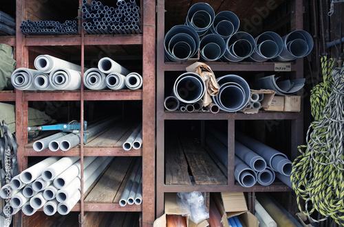 Fototapeta 色々な種類の配管