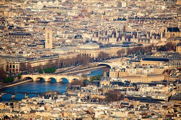 Fototapeta Paryż Views from the always wonderful Paris, France
