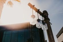 Jar Outdoor Lights Design - Image