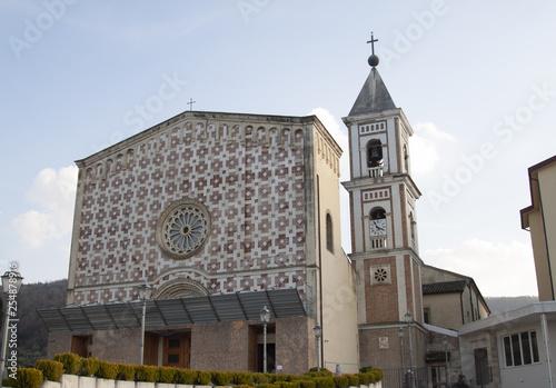 Fotografie, Obraz  basilica del volto Santo Manoppello Pescara Italia