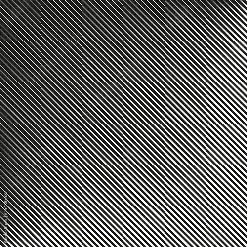 Fototapeta Lines pattern. Abstract pattern with diagonal lines. Vector illustration. obraz na płótnie