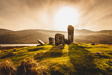 Uragh Stone Circle, Gleninchaquin Park, Co. Kerry, Ireland