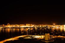 San Antonio De Portmany By Night