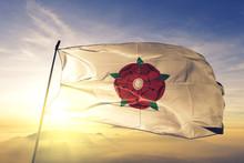 Lancashire County Of England F...